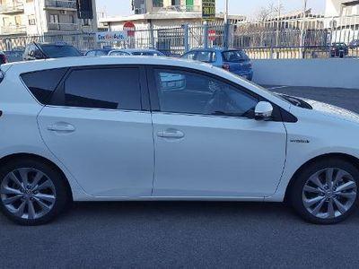 gebraucht Toyota Auris Auris1.8 HYBRID LOUNGE