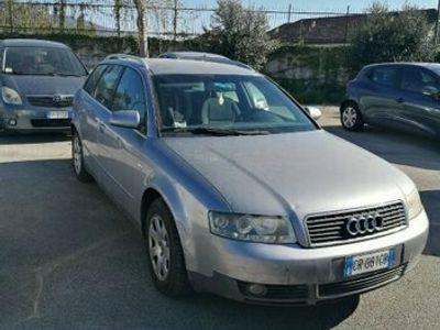 usata Audi A4 anno 2004 perfetta 1.9 diesel
