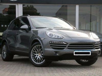 usata Porsche Cayenne 3.0 Diesel 250CV Platinum Edition