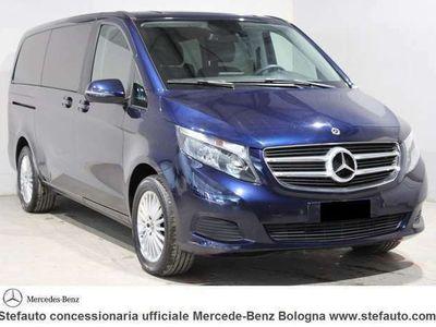 usata Mercedes V220 Classed Automatic Sport Business Long del 2018 usata a Castel Maggiore