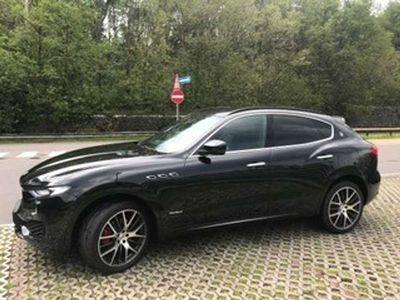 usata Maserati Levante