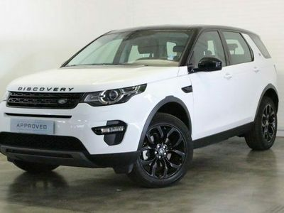 used Land Rover Discovery Sport 2.0 TD4 150 CV SE