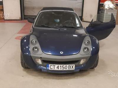 usata Smart Roadster bluewave 2004