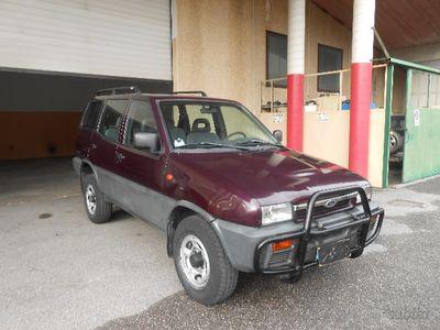 brugt Ford Maverick 7 Posti 2.7d 74 KW (molto bella)