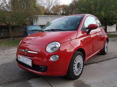 używany Fiat 500 1.2 benz unico proprietario km.cetificati