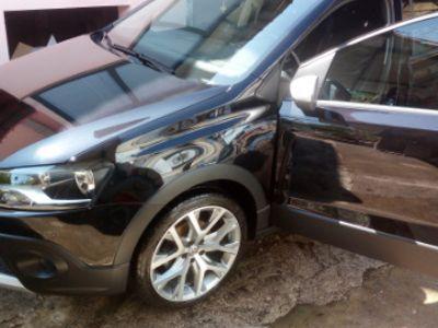 used VW Polo Cross Polo 1.2 TSI 5p. Original BlueMotion Technology