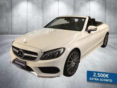 usata Mercedes 220 CLASSE C CABRIO C Cabriod Premium auto
