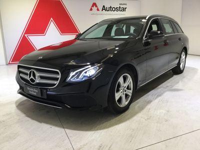 usata Mercedes E200 CLASSE E SW Classe E (w/s213)S.w. Auto Business Sport