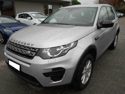 usata Land Rover Discovery Sport 2.0 TD4 Business Edition A/T