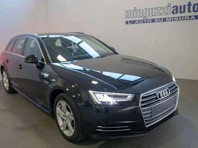 "usata Audi A4 AVANT 2.0 TDI 190 CV S-TRONIC SPORT FARI LED - GANCIO TRIANO - 17"""