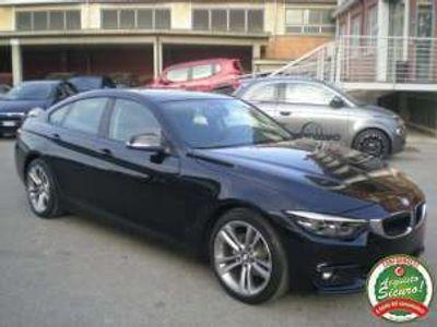 usata BMW 418 Gran Coupé d Sport PELLE+TETTO APRIBILE+NAVI PRO Diesel