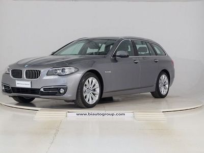used BMW 520 d Touring Luxury