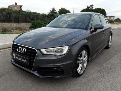 usata Audi A3 SPB 2.0 TDI 150 CV S LINE INT. / EXTERIOR - FULL -