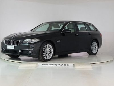 brugt BMW 525 Serie 5 d xDrive Touring Luxury