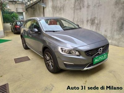used Volvo V60 CC V60 Cross Country D3 Geartronic D3 Geartronic