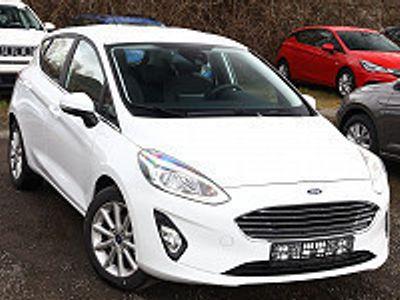usata Ford Fiesta 1.0 Ecoboost 100 Titanium 16z Pdc Laneass