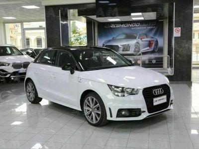 usata Audi A1 Sportback 1.2 TFSI S line edition usato