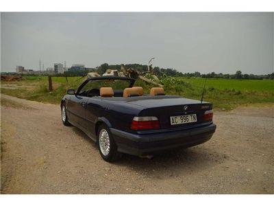 usata BMW 320 Cabriolet Serie 3 (E36) 24V cat