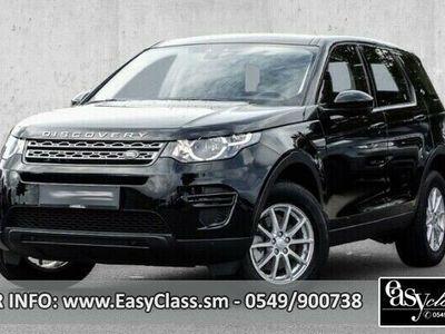 usata Land Rover Discovery Sport 2.0 TD4 150 CV Auto PURE NAVI BLUETOOTH