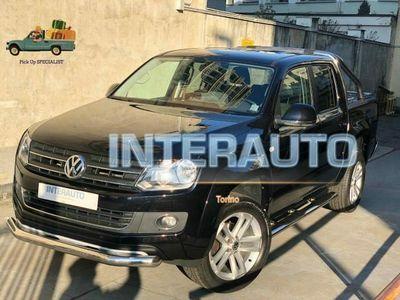 usata VW Amarok 2.0 BiTDI 180 CV 4MOTION Inser. Highline Automat.