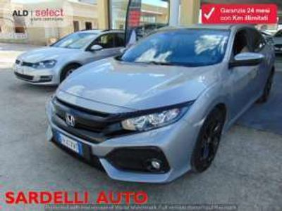 usata Honda Civic 1.0T 5 porte Elegance Navi Benzina