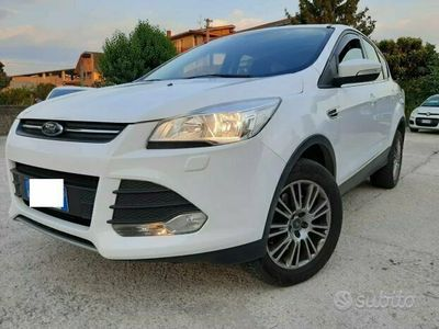 usata Ford Kuga 2.0 TDCI 120 CV S&S 2WD Titanium
