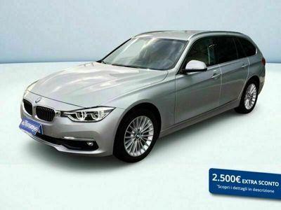 usata BMW 320 SERIE 3 TOURING d Touring Luxury auto