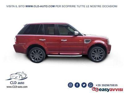 gebraucht Land Rover Range Rover Sport 2.7 TDV6 HSE