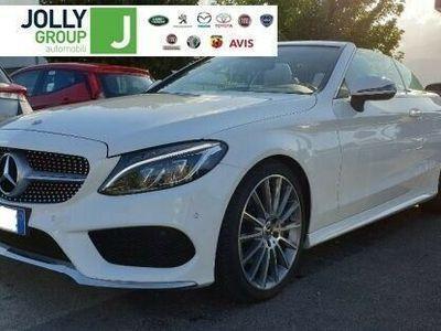 usata Mercedes C220 d Cabrio Premium Plus