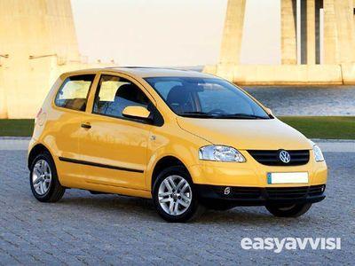 used VW Fox 1.2 easy benzina/gpl