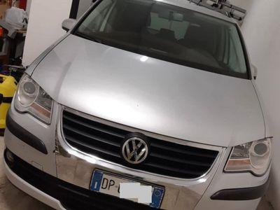 brugt VW Touran 1.9 TDI 105CV Conceptline