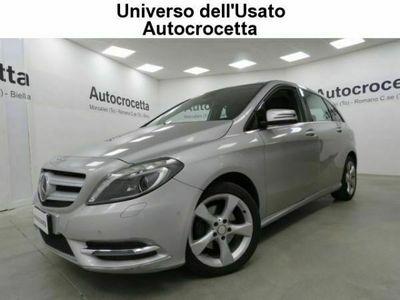 usata Mercedes B200 CDI Executive