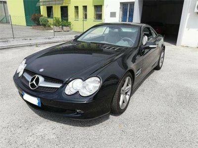 usata Mercedes SL500 cat Avantgarde