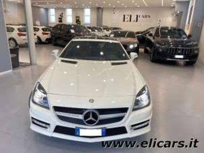 usata Mercedes SLK200 CGI Premium Benzina