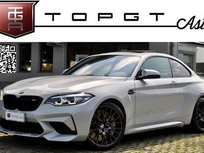 usata BMW M2 Coupé Competition UNICOPROPR UFF. ITALIANA