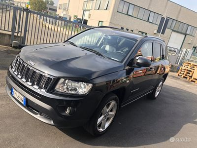 usata Jeep Compass 2.2 CRD Limited 2wd