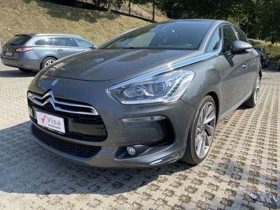 usata Citroën DS5 sport chic 2.0d 163cv unico proprietario