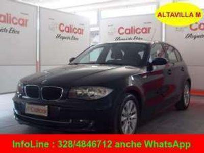 usata BMW 120 d 5P Eletta UNICO PROPRIETARIO Diesel