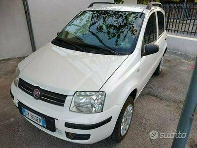 usata Fiat Panda 4x4 2ª 1.3 MJET DINAMIC 12/2009