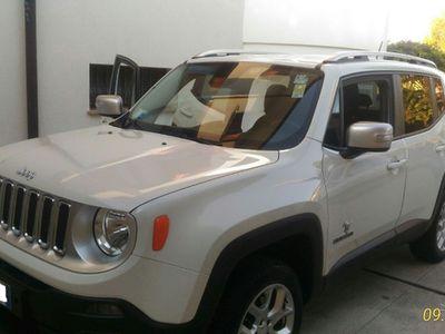 usata Jeep Renegade 2.0 4x4 Limited- 2015