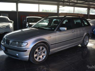begagnad BMW 320 d Touring imm. 2004