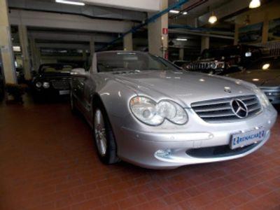 usata Mercedes SL500 cat benzina