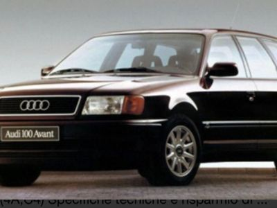 second-hand Audi 100 E 2.0 16v station wagon benzina