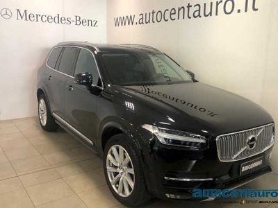 used Volvo XC90 XC90D5 AWD Geartronic 7 posti Inscription
