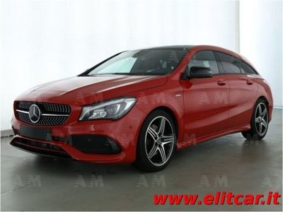 used Mercedes CLA250 Shooting Brake 4Matic Automatic Supersport del 2018 usata a Magenta