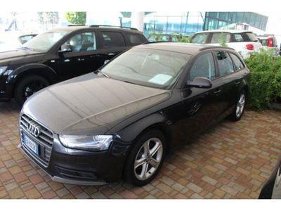 usata Audi A4 A4 4ª serieAvant 2.0 TDI 177CV