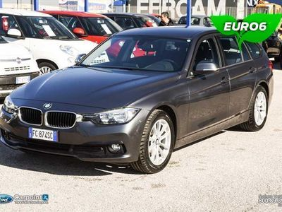 brugt BMW 320 d touring Business Advantage auto