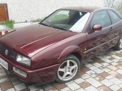 usado VW Corrado 1800i cat G60
