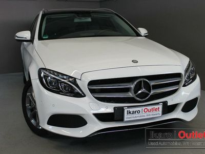 usata Mercedes C250 d S.W. Automatic Premium