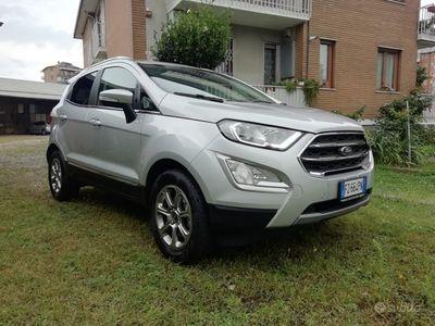usata Ford Ecosport Titanium 1.0 125cv Nuova